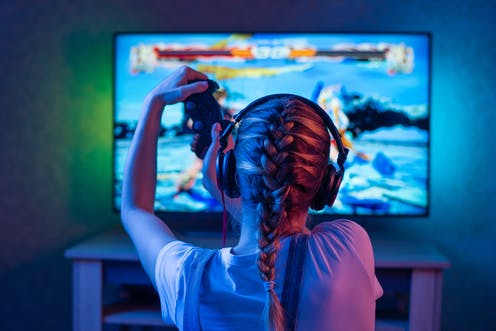 Video Game Link To Psychiatric Disorders Suggested By Study